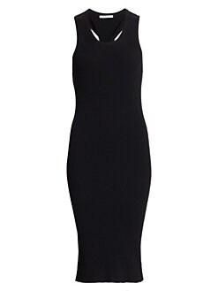 461443fa760e5 QUICK VIEW. Helmut Lang. Twist Racerback Tank Dress