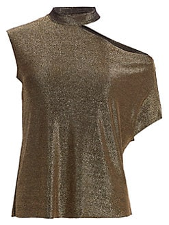 6aae9e0fde4a Women's Apparel - Tops - Editor's Pick: Statement Tops - saks.com