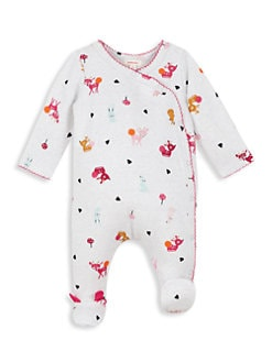 a936874585dd Baby Girl Rompers, One-Pieces & Bodysuits | Saks.com