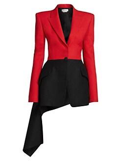 b8acc0ca685b Women's Apparel - Coats & Jackets - Blazers - saks.com
