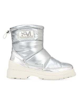 Sam Edelman Boots Carlton Metallic Winter Boots