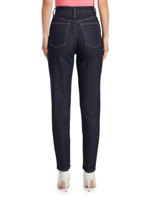 Helmut Lang Spike High-Waisted Jeans | SaksFifthAvenue