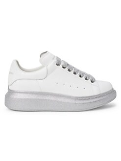 23c66aa26 QUICK VIEW. Alexander McQueen. Glittered Sole Sneakers