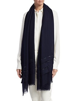 3b24e1855 Scarves, Wraps & Shawls For Women | Saks.com