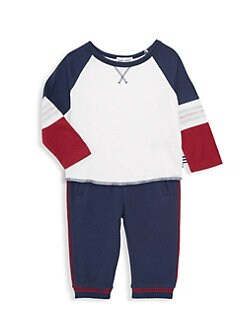 916a14ee1e Baby Boy Clothes: Tops, Footies & Bodysuits | Saks.com