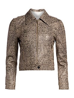 c01fbef1 Women's Apparel - Coats & Jackets - Leather & Faux Leather - saks.com