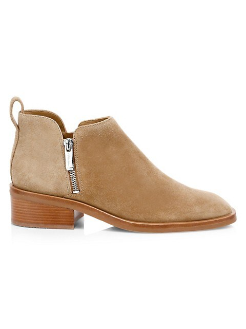 Alexa Suede Ankle Boots