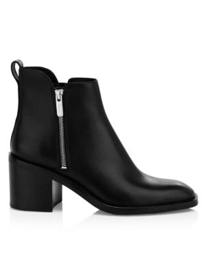 3 1 Phillip Lim Alexa Leather Ankle Boots