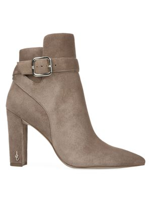 meet c68eb 64be8 Rita Suede Ankle Boots