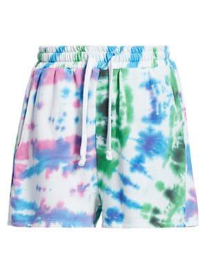 Riley Tie Dye Shorts