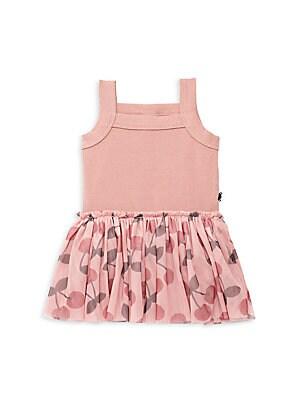 be6cfcf8 Huxbaby - Baby Girl's Cherry Summer Ballet Dress