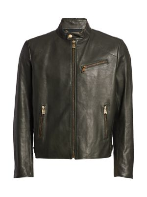 Marvelous Randall Leather Biker Jacket Ibusinesslaw Wood Chair Design Ideas Ibusinesslaworg