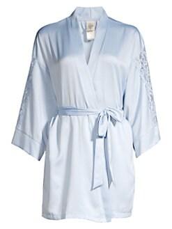 2b2022103ba Women's Apparel - Lingerie & Sleepwear - Robes & Caftans - saks.com