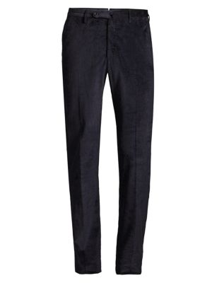 Incotex Mach Corduroy Cotton Pants