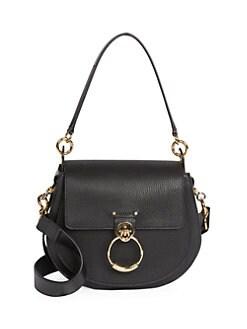 d5539b90c72 QUICK VIEW. Chloé. Medium Tess Grained Leather Camera Bag