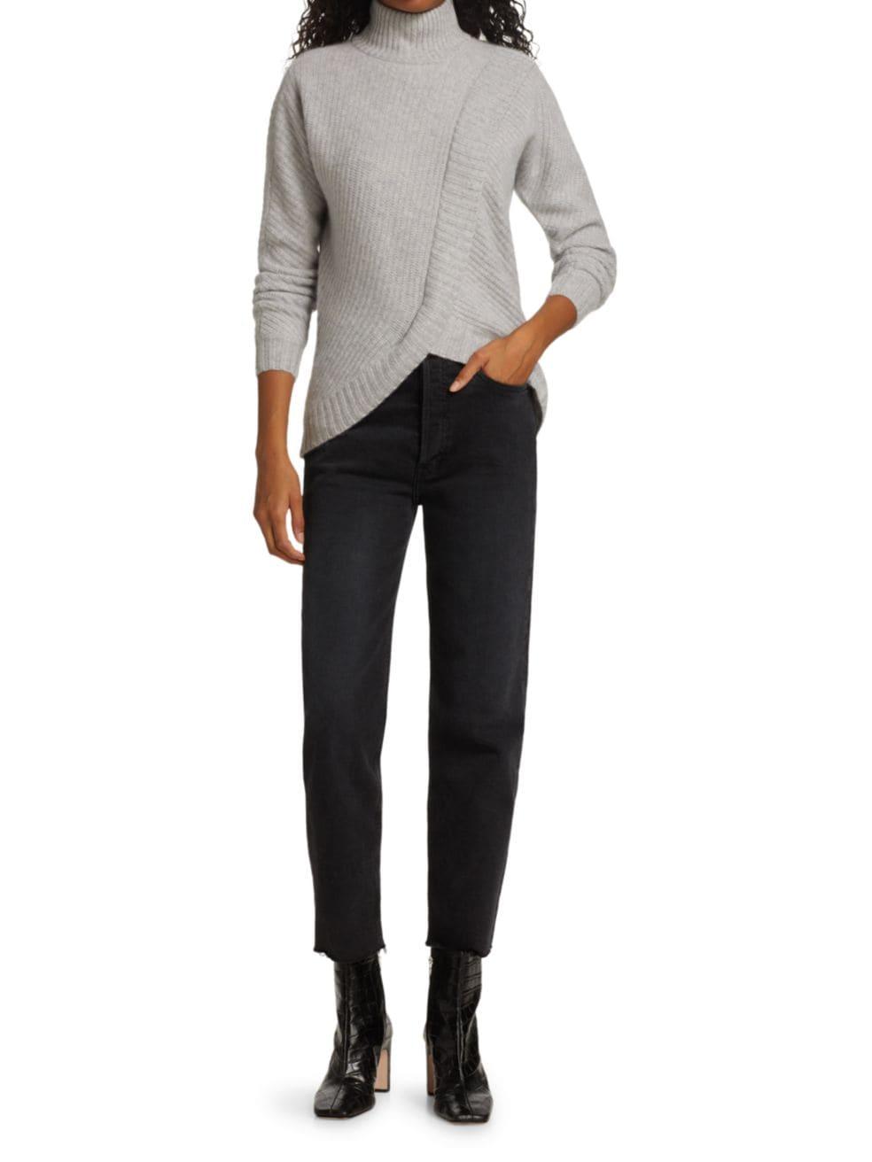 Saks Fifth Avenue COLLECTION Cashmere Turtleneck Sweater | SaksFifthAvenue