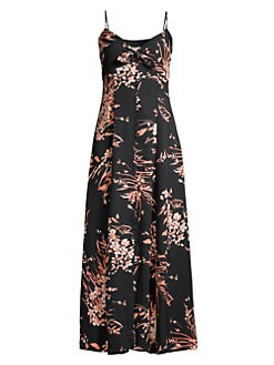 6b1abe616 QUICK VIEW. Joie. Almona Floral Empire-Waist Maxi Dress