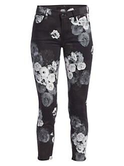 36753c8621b Jeans For Women: Boyfriend, Skinny & More | Saks.com
