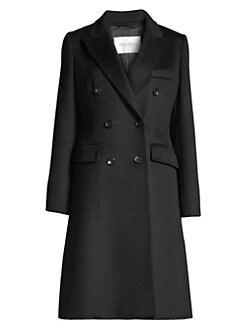 23fd29cc920 Max Mara. Rigel Tailored Camel Wool A-Line Coat