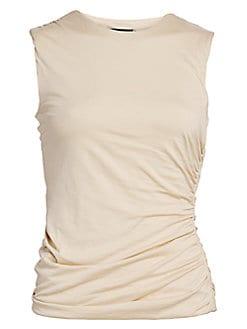 5e1e4ed1653 Tops For Women: Blouses, Shirts & More | Saks.com