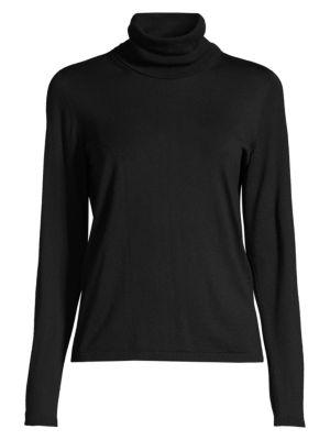 Max Mara Sweaters Anta Virgin Wool Turtleneck Sweater