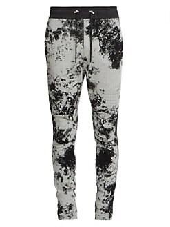 540c537eeebe QUICK VIEW. Balmain. Monogram Ribbed Sweatpants