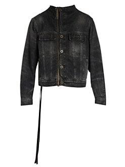 84d3f0fb84c4 Men - Apparel - Coats & Jackets - Denim Jackets - saks.com