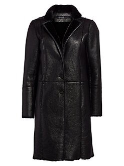 9e6fcae20fb0 Women's Apparel - Coats & Jackets - Leather & Faux Leather - saks.com
