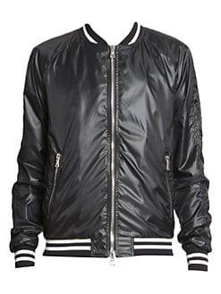 9fa86695c Bomber Jackets & Varsity Jackets For Men | Saks.com