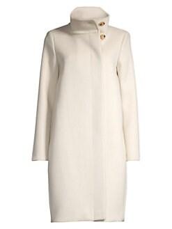 ad519d9ba51bed Women's Apparel - Coats & Jackets - Wool & Cashmere - saks.com