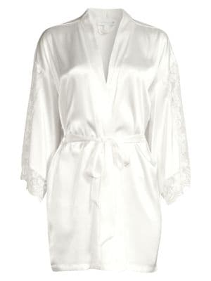In Bloom Say Yes Kimono Robe