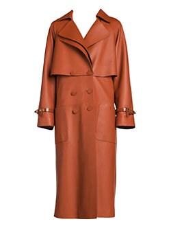 e7374d4eb8e Fendi | Women's Apparel - Coats & Jackets - saks.com