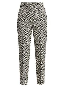 6e00d1a2 Pants For Women: Trousers, Joggers & More | Saks.com