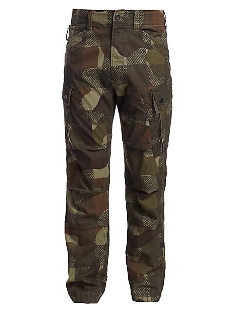 Roxi Camo Cargo Pants