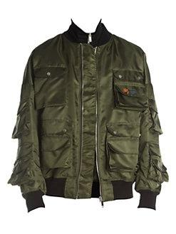 86695187447 Coats & Jackets For Men | Saks.com