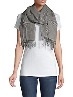 000fce8858e70 Cashmere & Fur Scarves For Women | Saks.com