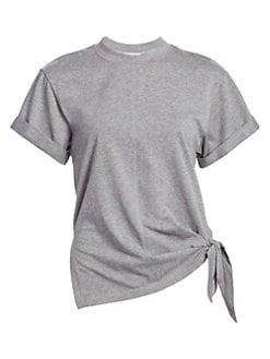 15710af80a Women's T-Shirts & Tank Tops | Saks.com