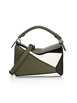 6479749c2 QUICK VIEW. Loewe. Small Puzzle Leather Bag