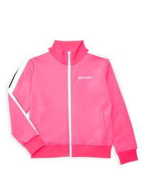 Palm Angels Little Girl S Girl S Classic Track Jacket