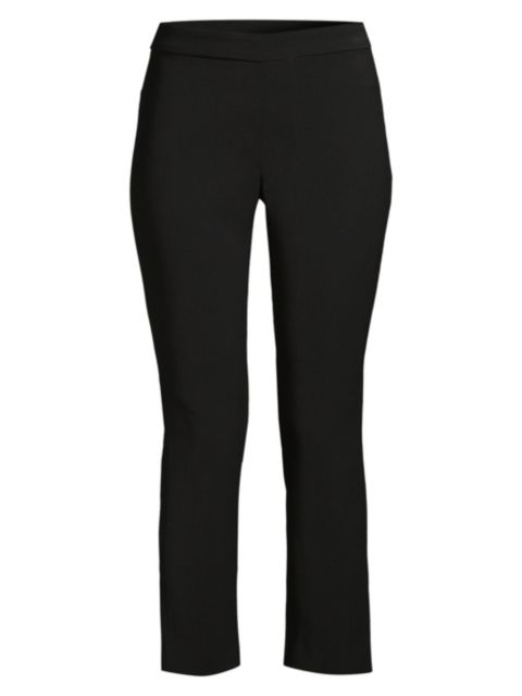 Natori Bi-Stretch Cigarette Pants | SaksFifthAvenue