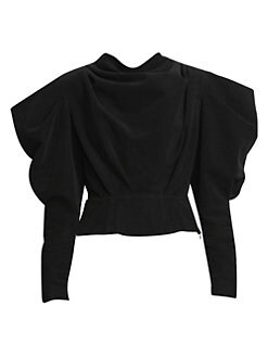 fd0aeb4a62c Tops For Women: Blouses, Shirts & More | Saks.com