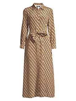 668b461e1a1 Product image. QUICK VIEW. Weekend Max Mara. Samanta Tie-Front Shirtdress