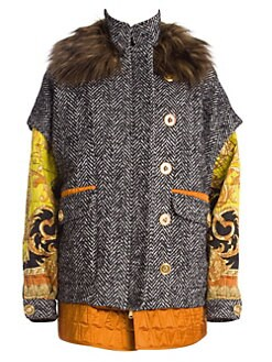 19fa8731a83b Women's Apparel - Coats & Jackets - Wool & Cashmere - saks.com