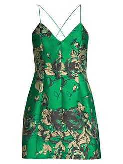2a98d05a1491 Alice + Olivia. Tayla Floral Sleeveless Dress