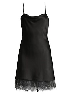 b9cb108a7c Alice + Olivia. Harmony Lace Trimmed Dress