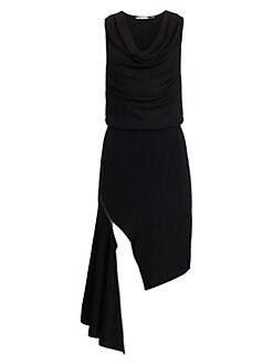 01060e949 QUICK VIEW. Alice + Olivia. Hollis Cowlneck Dress
