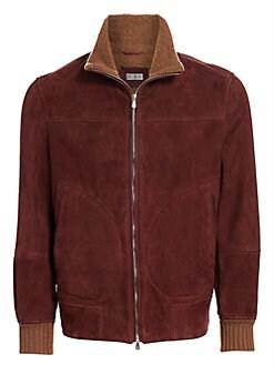 e0116c0f9 Bomber Jackets & Varsity Jackets For Men | Saks.com