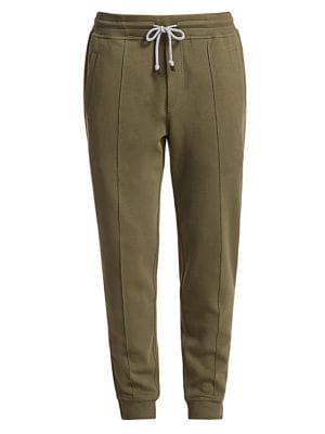 Brunello Cucinelli Pants Tapered Cotton Sweatpants