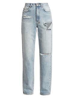 b8b2b8b1768 Boyfriend Jeans For Women | Saks.com
