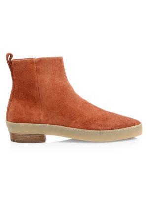 Mode Dolce & Gabbana Leather Brogue Boots für Herren | sale